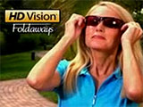 HD Vision Foldaways Sunglasses