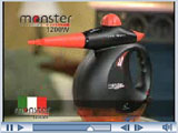 Monster 1200 Steam Cleaner