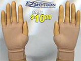 EZ Motion Heat Therapy Gloves
