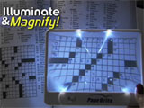 Page Brite Magnifying Page Light