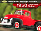 Chevy Pickups of the 1950s | Die-cast Models