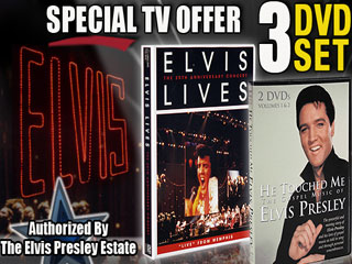 Greatest Elvis DVD Collection