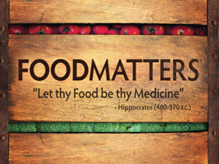 Food Matters was a very intriguing and interesting documentary. It gave me an additional viewpoint on the development of modern medicine. Most Americans have no idea what's behind the scenes in this field, but this documentary uncovered some of the mystery.