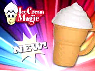 Ice Cream Magic Ice Cream Maker Shaker