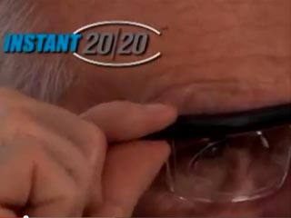 Instant 20/20 Adjustable Eyeglasses