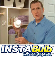 InstaBulb - The Stick Up Light Bulb