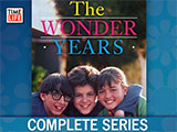 The Wonder Years on DVD