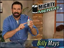 Mighty Mendit Commercial with Billy Mays