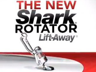 Shark Rotator Professional Lift-Away Vacuum