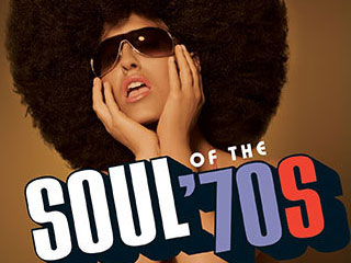 Soul of the 70s 10 CD Box Set from Time Life