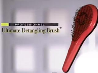 Ultimate Detangling Brush by Michel Mercier
