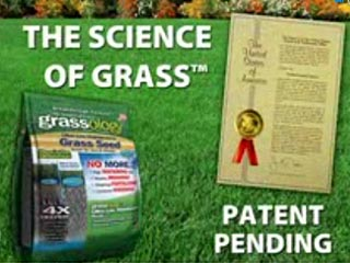 Grassology Low-Maintenance Grass Seed