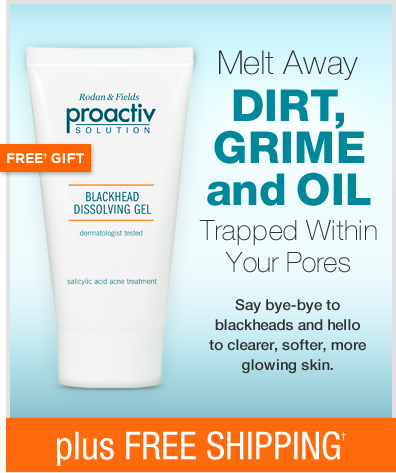 Share your before and after photos with Proactiv and they will send you a FREE gift! You'll receive several gift options—choose the one you want most, and it's yours FREE! You must be 18 years of age or older to submit a photo. If you are 16 or 17, you can have your parents submit your photo for you.