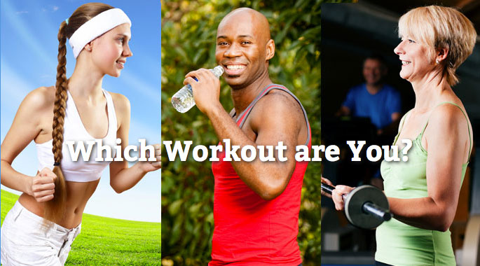 Which Workout Are You?