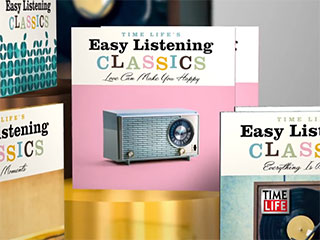 Easy Listening Classics CD Collection from Time Life