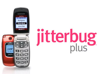 Jitterbug Easy to Use Senior Cell Phone