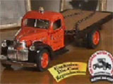 1941 Chevrolet Ajax Flatbed Model  Tow Truck