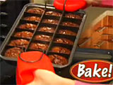 Perfect Brownie Baking Pan