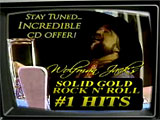 Wolfman Jack's Solid Gold Rock N' Roll Number 1 Hits