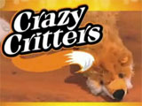 Crazy Critters Dog Toys