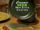 OrGreenic Non-Stick Ceramic Cookware