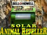 Bell & Howell Solar Animal Repeller