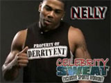 Celebrity Sweat Workout with Nelly