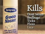 Good Night Bed Bug Spray