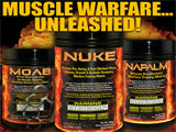 Muscle Warfare Bodybuilding Supplements