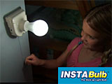 InstaBulb – The Stick Up Light Bulb