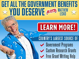 Get All the Government Benefits You Deserve with Matthew Lesko