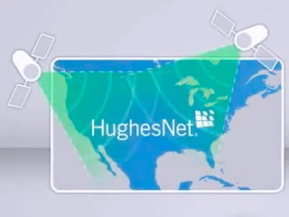 HughesNet Gen4 Broadband by Satellite