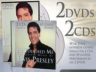 Gospel Music of Elvis Presley: He Touched Me