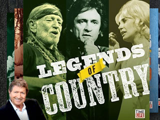 Legends of Country 10 CD Box Set