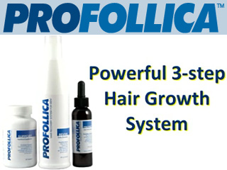 Profollica Hair Recovery System