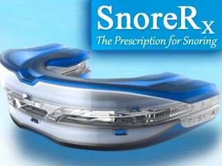 SnoreRx Anti-Snoring Mouthpiece