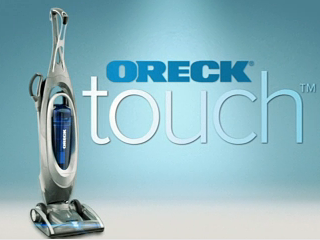 Oreck Touch Bagless Vacuum Cleaner