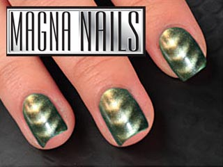 Magna Nails Magnetic Nail Polish