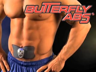 Butterfly Abs Toning System