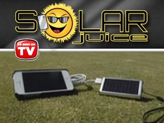 Solar Juice Mobile Charger