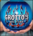 Grotto's On Fire Fireball