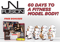 JNL Fusion DVD workout program from Jennifer Nicole Lee