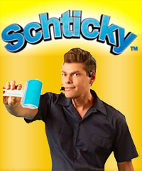 Visit Schticky official website from Vince Offer