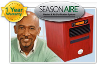Seasonaire Heater from Montel Williams