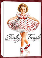 Shirley Temple DVD Set As Seen on TV