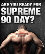 Supreme 90 Day Fitness Program