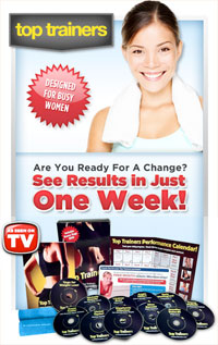 Top Trainers DVD Fitness Program
