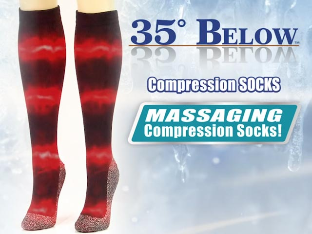 -35º Compression Socks