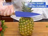 Diamond Sharp Knife