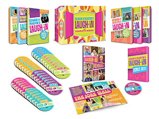 Laugh-In: Complete Series